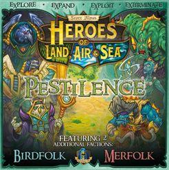 Heroes of Land, Air & Sea: Pestilence
