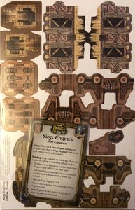 Heroes of Land, Air & Sea: Siege Engines Mini-Expansion