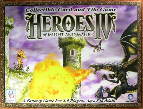 Heroes of Might & Magic IV Collectible Card & Tile Game