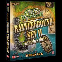 Heroes of Normandie: Battleground Set II – Harbor & Hills