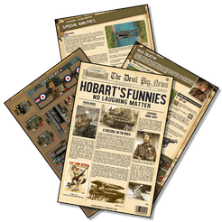 Heroes of Normandie: Gazette #2