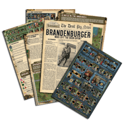 Heroes of Normandie: Gazette #4