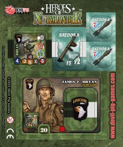 Heroes of Normandie: Private Bryan