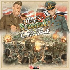 Heroes of Normandie: The Tactical Card Game