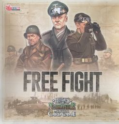 Heroes of Normandie: The Tactical Card Game – Free Fight
