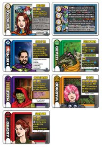 Heroes Wanted: 2016 International TableTop Day Promo Pack