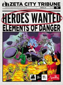 Heroes Wanted: Elements of Danger