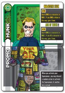 Heroes Wanted: Kickstarter Promo Pack