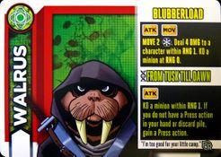 Heroes Wanted: Walrus Promo Card