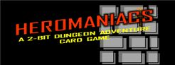 Heromaniacs: A 2-Bit Dungeon Adventure Card Game (third edition)