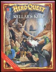 HeroQuest: Kellar's Keep