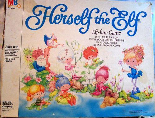 Herself the Elf: Elf-Fun Game