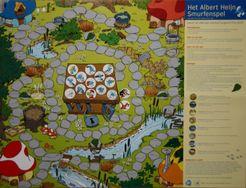 Het Albert Heijn Smurfen spel