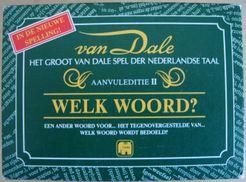 Het Groot Van Dale Spel der Nederlandse Taal: Welk Woord?