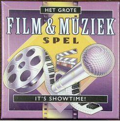 Het Grote Film & Muziek Spel
