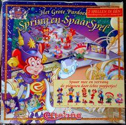 Het grote Pardoes Spring-en-spaarspel
