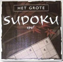 Het Grote Sudoku Spel