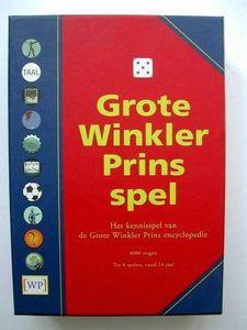 het Grote Winkler Prins Spel