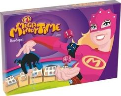 Het Mega Mindy Time Bordspel