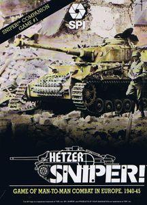 Hetzer Sniper!: Sniper Companion Game #1