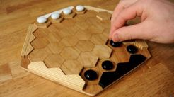 Hexagonal Iso-Path