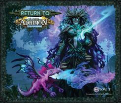 HEXplore It: The Forests of Adrimon – Return to the Forests of Adrimon