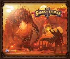 HEXplore It: The Sands of Shurax