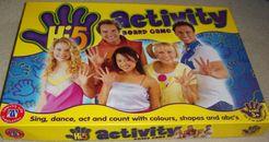 Hi-5 Activity Board Game