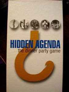 Hidden Agenda: The Dinner Party Game