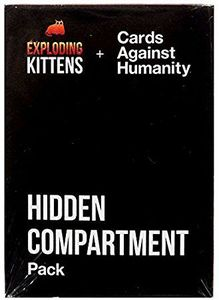 Hidden Compartment Pack: Expansion for Cards Against Humanity and Exploding Kittens