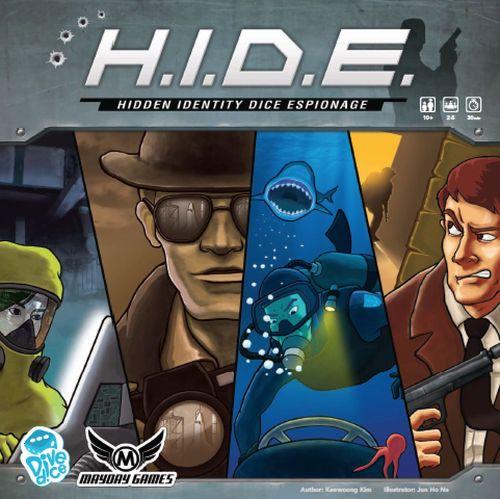 H.I.D.E.: Hidden Identity Dice Espionage
