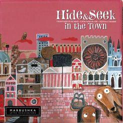 Hide & Seek In The Town