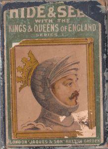 Hide & Seek with the Kings & Queens of England
