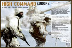 High Command: Europe