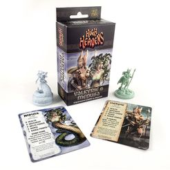 High Heavens: Valkyrie & Medusa Expansion