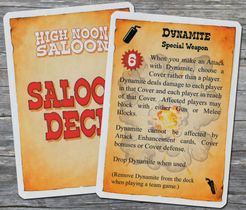 High Noon Saloon: Dynamite Promo