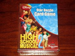 High School Musical 2: Star Dazzle Card Game
