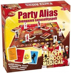 High School Musical Party Alias