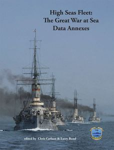 High Seas Fleet: The Great War at Sea – Data Annexes