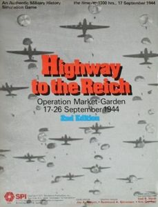 Highway to the Reich (first and second editions)