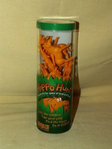 Hippo Hunt Game