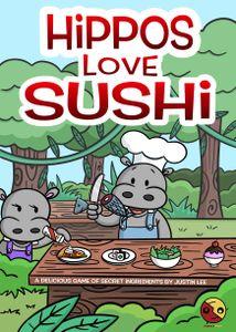 Hippos Love Sushi