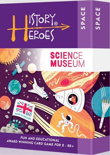 History Heroes: Space