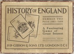 History of England Card Game