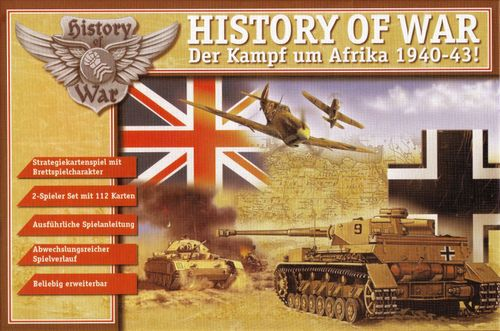History of War: Africa Edition