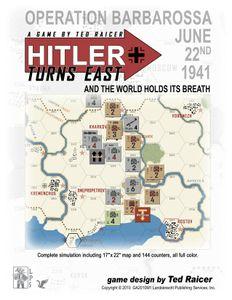 Hitler Turns East
