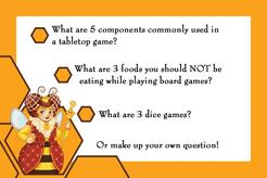 Hive Mind: Board Game Card