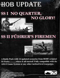 HOB Update: SS I / SS II