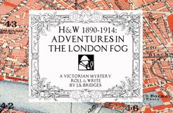 Holmes & Watson 1890-1914: Adventures in the London Fog