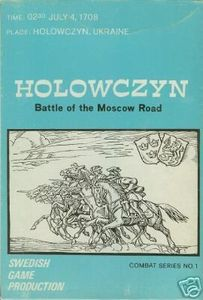 Holowczyn: Battle of the Moscow Road